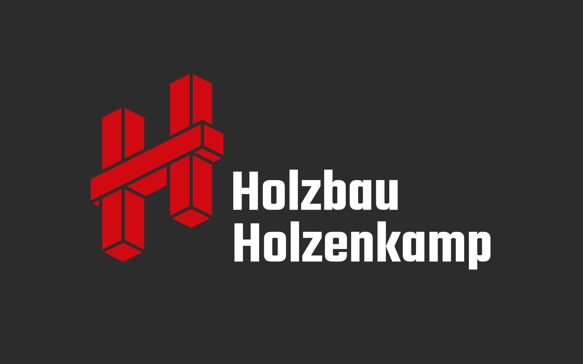Logo von Holzbau Holzenkamp